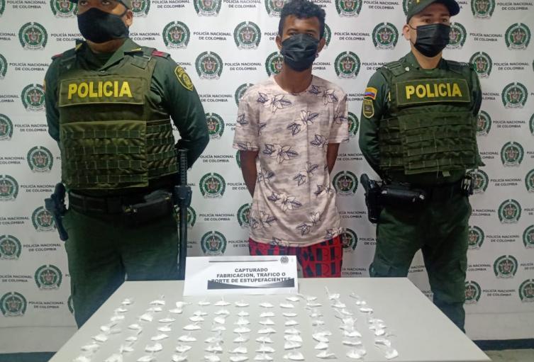 Fue capturado en el Municipio de Arjona