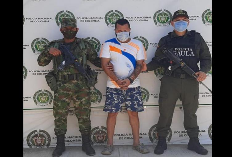 """Presuntamente hacia parte del Grupo Delincuencial Organizado """"Los Pachencha"""""""