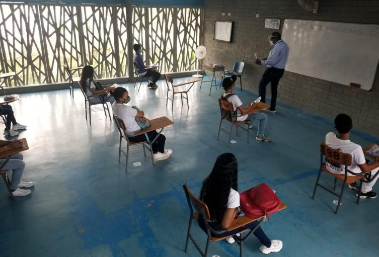 Modelo de alternancia en Cartagena