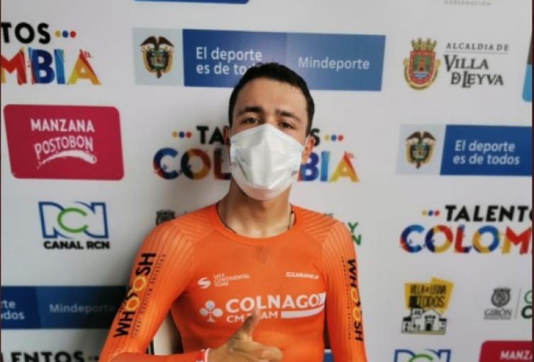 Víctor Ocampo - Colnago