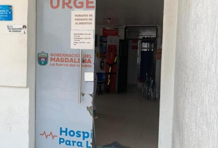 El hecho se dio en el Hospital San Rafael, Fundación