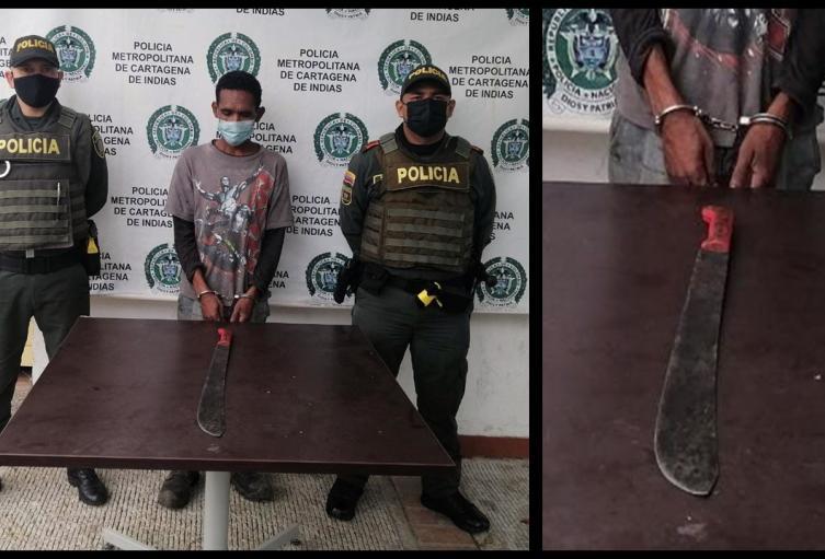 Evaristo Rodríguez Simancas, de 44 años, quedó a disposición de la Fiscalía.