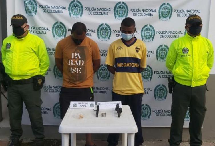 """Son señalados de pertenecientes a la banda delincuencial """"Los Ñanguma"""", dedicada al microtráfico."""