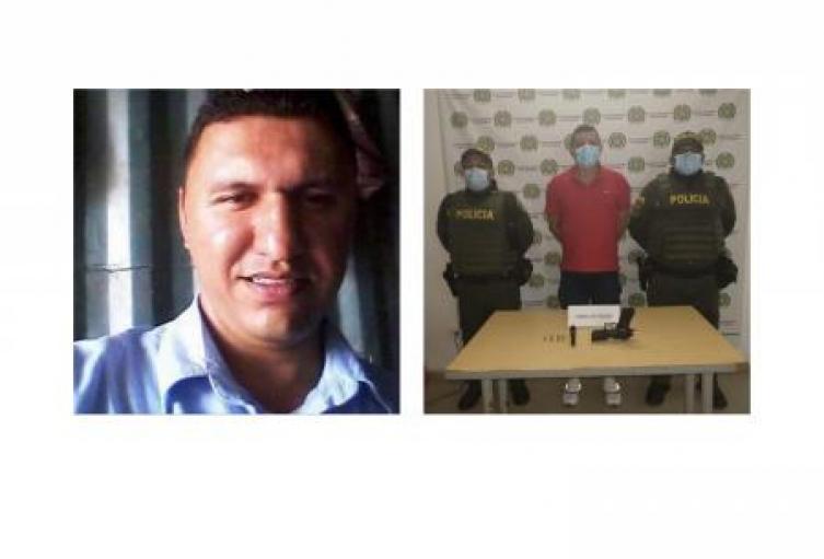 Un muerto y persona capturada dejaron hechos violentos ocurridos en la madrugada de hoy en Betulia-Sucre