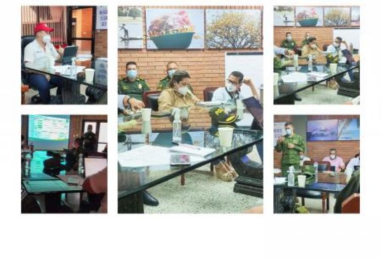 Autoridades desarrollarán un plan de intervención contra el homicidio en Sucre