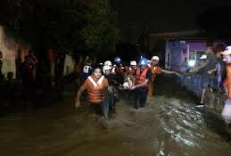 Organismos de socorro atendieron las emergencias vividas en zona rural de Santa Marta
