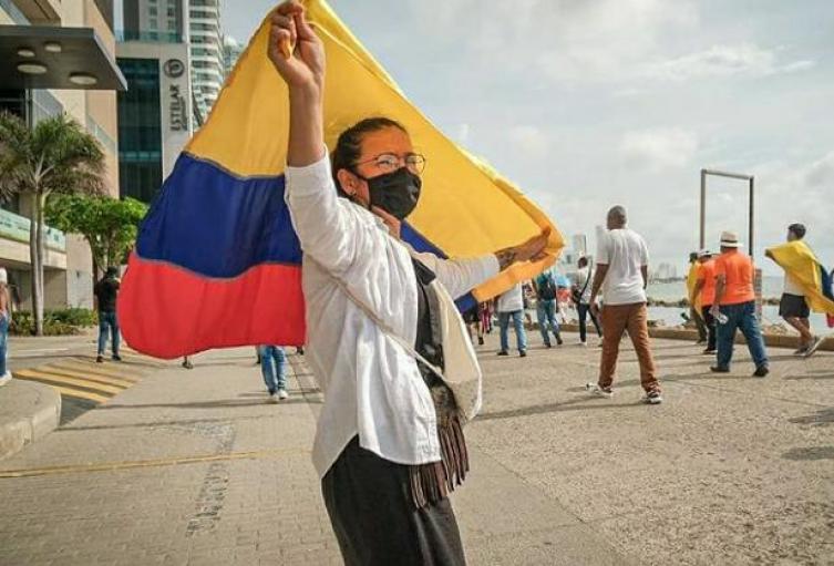 Los cartageneros convocaron a movilizaciones en diferentes sectores de la ciudad