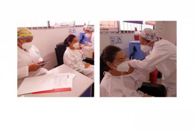 A partir de mañana 19 de mayo se dará apertura a tres nuevos puestos de vacunación móvil en la ciudad de Sincelejo,