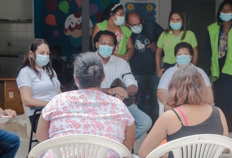 Habilitan hogar de paso para mujeres víctimas de la violencia en Cartagena