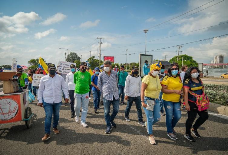 Tarde o temprano me van a destituir: Alcalde de Cartagena frente a indagación de la Procuraduría