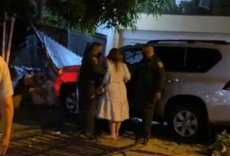 Silencio de las autoridades sobre accidente en zona turística de Cartagena que involucraría vehículo de la UNP