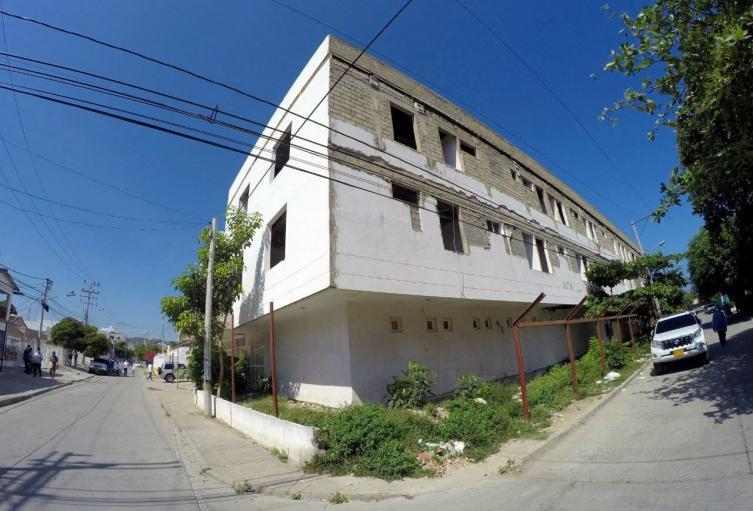 Luz verde para reinicio de obras de cinco centros de salud inconclusos en Cartagena