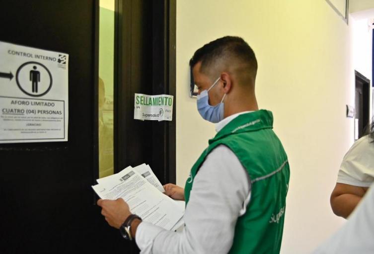 Supersalud interviene ESE Hospital Local Cartagena de Indias