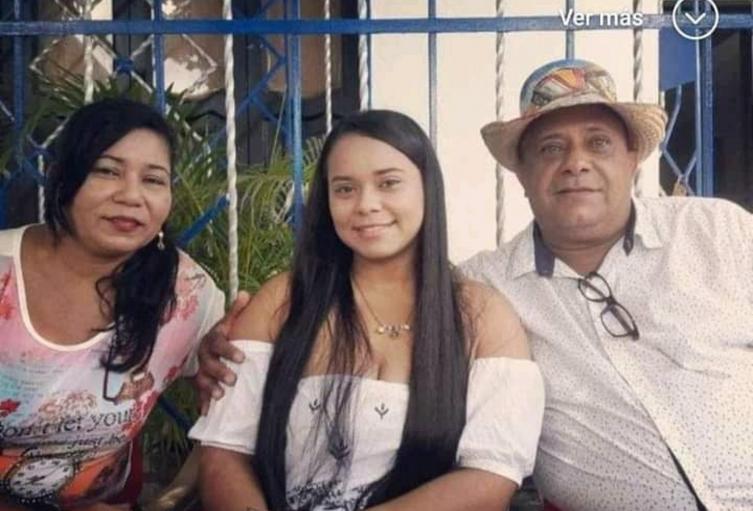 Familia Romero Castellanos, víctima de covid-19