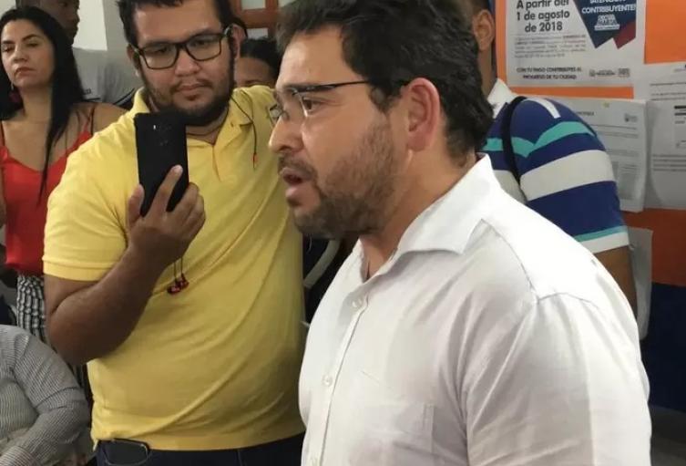 Ex alcalde asegura que instaurará una denuncia ante la corte interamericana de derechos humano, por violar sus derechos