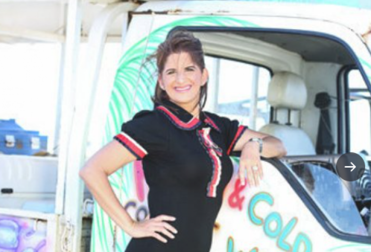 Victoria Pérez.