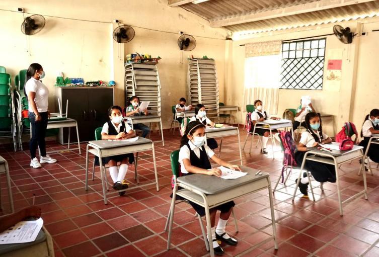 Valledupar comienza el modelo de la alternancia en las diferentes instituciones educativas