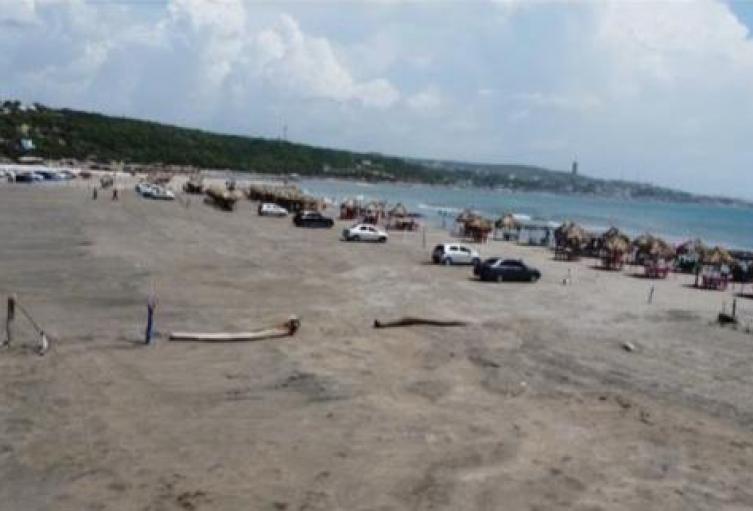 Playas de Puerto Colombia (Atlántico)