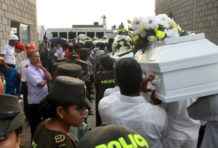 La Iglesia Pentecostal de Colombia indica que no es su responsabilidad, aseguran que acompañaron a las familia