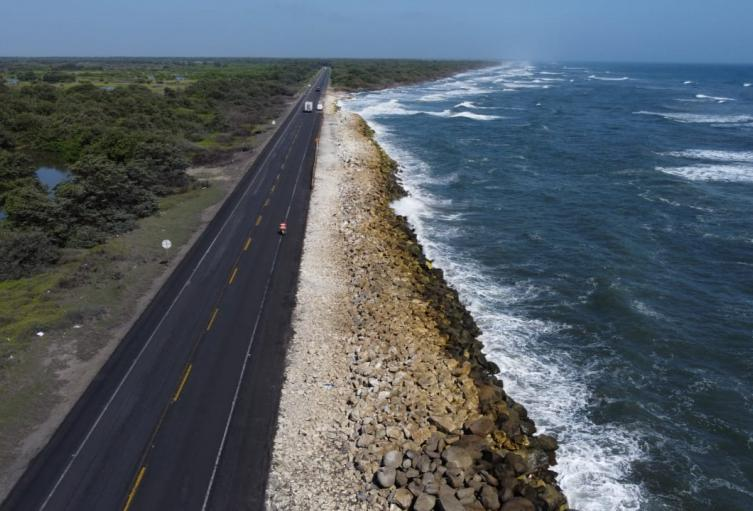 Vía Ciénaga – Barranquilla