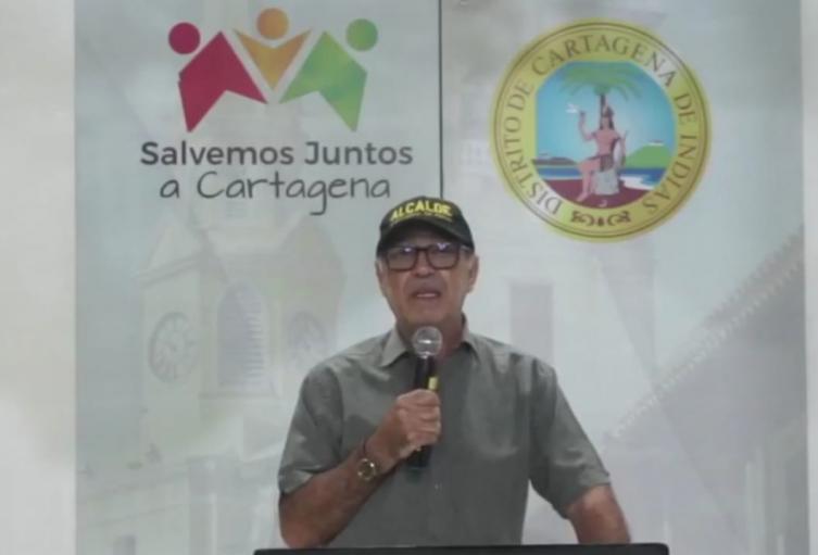 Declaraciones del alcalde William Dau, sobre moción de censura de Armando Córdoba