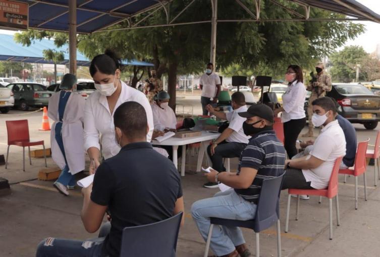 Desde hoy ya no se solicitará el Adres en los puntos de vacunación