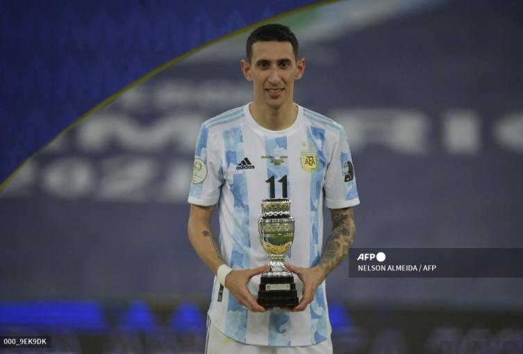 Ángel Di María - Selección Argentina
