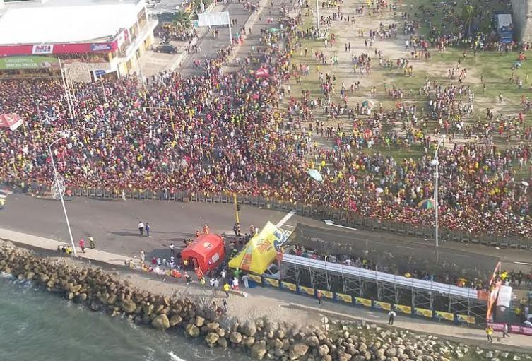 Fiestas de noviembre en Cartagena