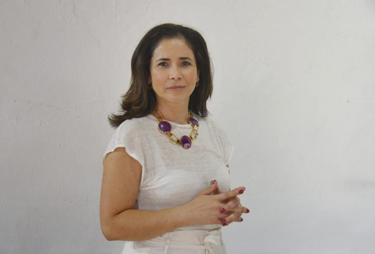 Diana Villalba, Sec. Hacienda de Cartagena