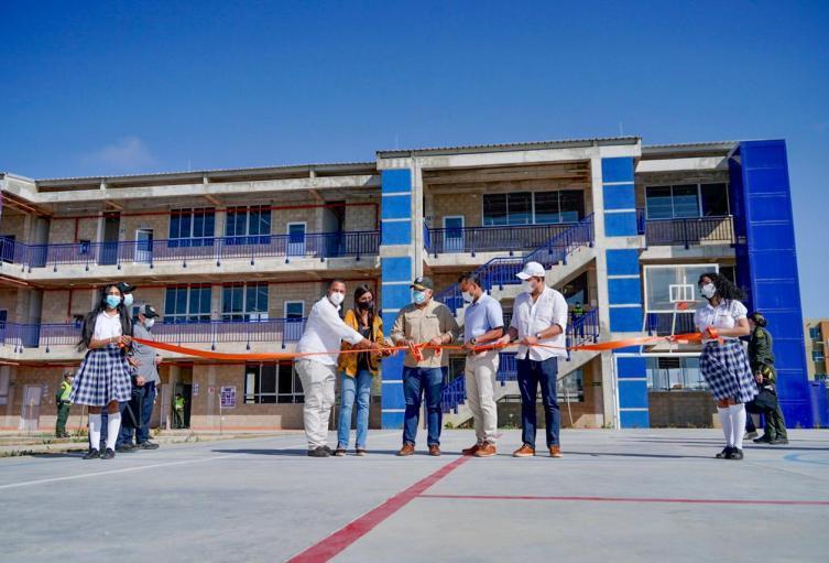 Proyecto inaugurado por el presidente Iván Duque