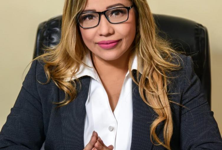 Norma Vera, defensora de derechos humano