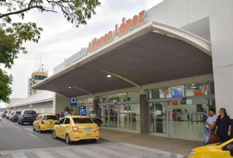 Aeropuerto  Alfonso López Pumarejo de Valledupar