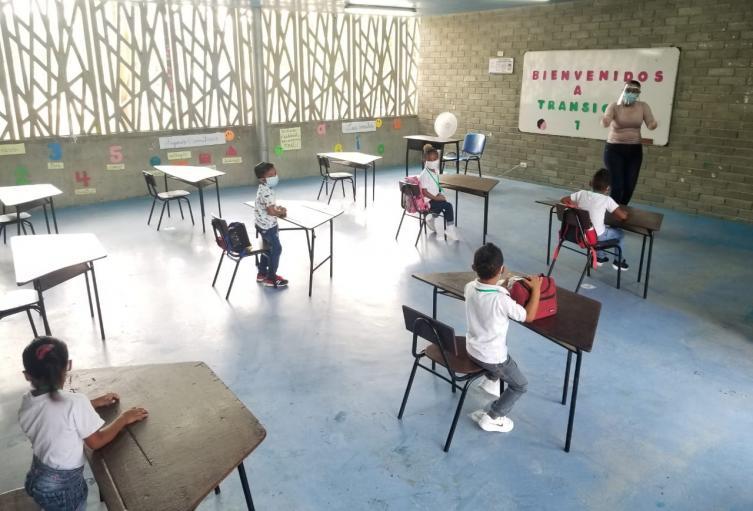 Según Cartagena Cómo Vamos, el 46% de los bachilleres cartageneros pudieron ingresar a la universidad.