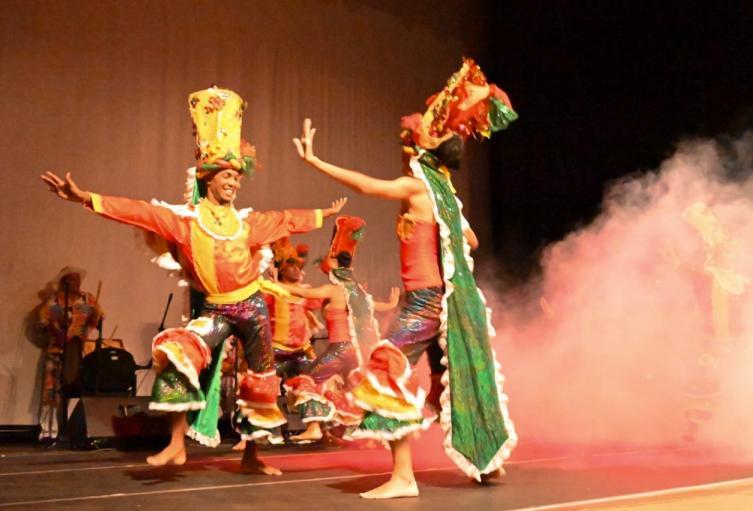 Lanzamiento de las fiestas de independencia de Cartagena