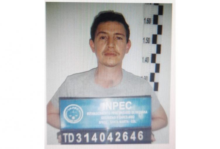Vives estará recluido en la cárcel la Ternera de Cartagena