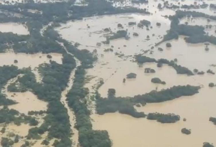Gobernación declara calamidad pública en Bolívar por inundaciones