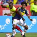 Ecuador vs Colombia - Eliminatorias