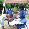 Las pruebas PRASS se realizan en todos los barrios de la ciudad.