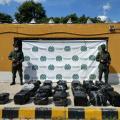 Los operativos se realizaron en Barranquilla y Santa Marta.