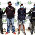 Los delincuentes, extorsionaban a los comerciantes de Santa Marta y sus familias