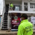 Aplican extinción de dominio a viviendas que pertenecían una estructura criminal en Cartagena