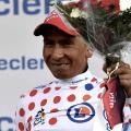 Nairo Quintana, líder de la montaña en el Tour de Francia