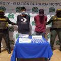 Las capturas se dieron en el barrio Juan José de Mompox
