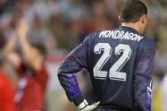 Faryd Mondragón tuvo una actuación consagratoria ante Inglaterra en Francia 98