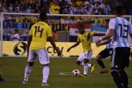 Colombia vs Argentina 2018