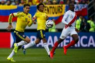 Teófilo Gutiérrez - Selección Colombia 2015