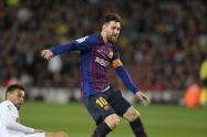 Messi anotó en el empate