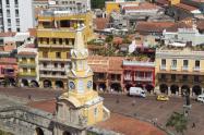 Medidas en Cartagena