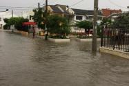 fuertes lluvias cartagena