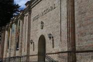 Museo Nacional en Bogotá